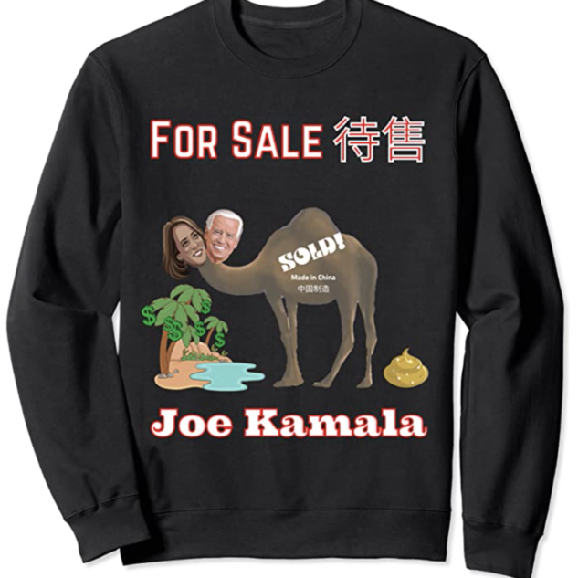 Joe Kamala For Sale Sweatshirt