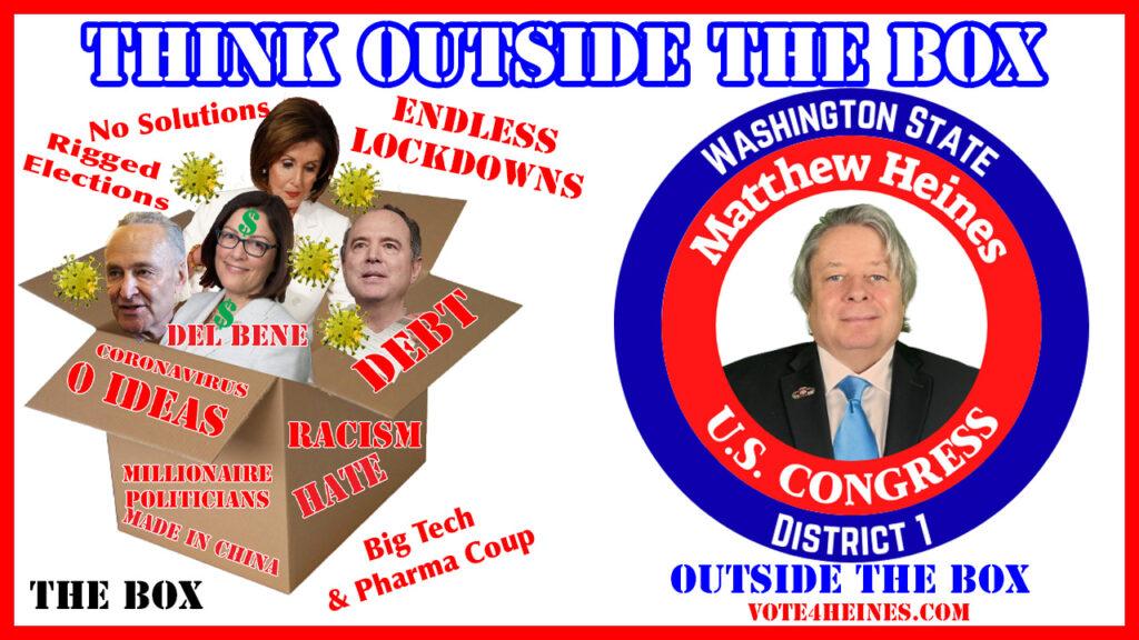 Matthew Heines for Congress Thumbnail