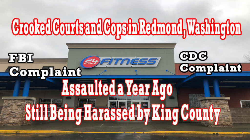 Hate Crimes at 24 Hour Fitness in Redmond Washington